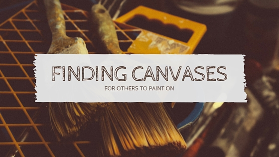 finding canvases